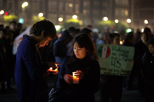 Missing Students: Mexico Prepares for National Day of Protests