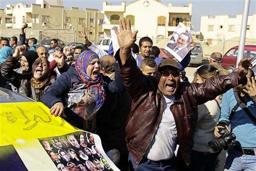 Egyptian Court Drops Case Against Mubarak over 2011 Protest Deaths