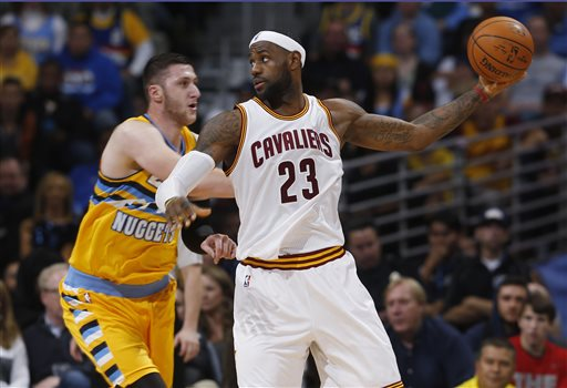 LeBron James Passes Pippen for Most Assists by Forward