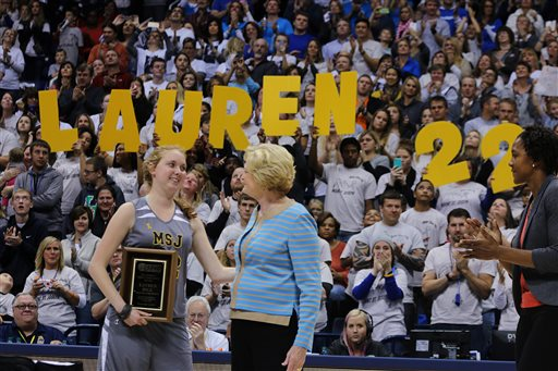 Fans Angry with ESPN for Giving Caitlyn Jenner ESPY Courage Award Over Lauren Hill