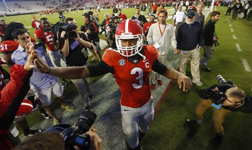 How SEC Could Get Complicated Come Playoff Time