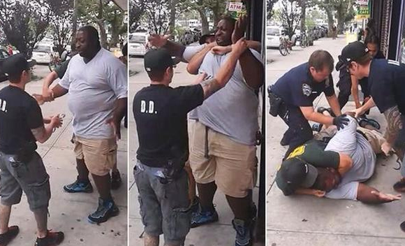 Lawyer: No Indictment for Officer in NYC Chokehold Death