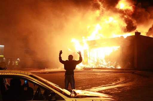 U.S. Mayors Say Ferguson Could Happen To Us