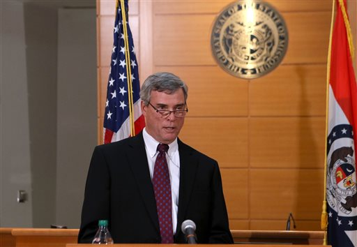Prosecutor's Grand Jury Strategy in Ferguson Case Adds to Controversy