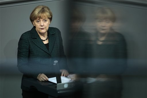 Germany to Require 30 Pct Women in Top Boardrooms