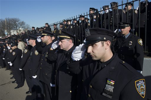NYPD Officers Sue Saying They're Being Punished For Refusing To Discriminate