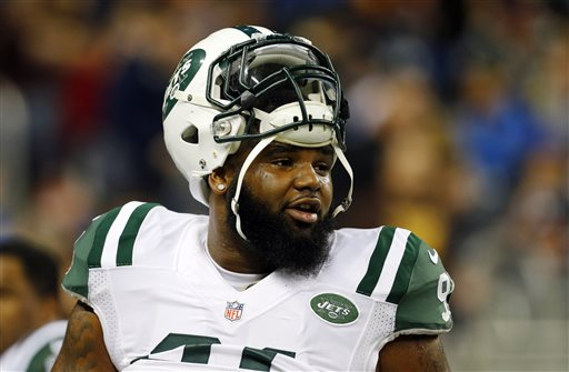 Jets' Richardson Stands by Comments on Ferguson