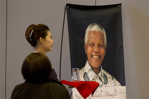 Nelson Mandela's Death – South Africa One Year On