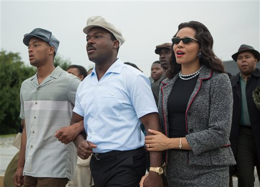 'Selma' Nominated for 8 NAACP Image Awards