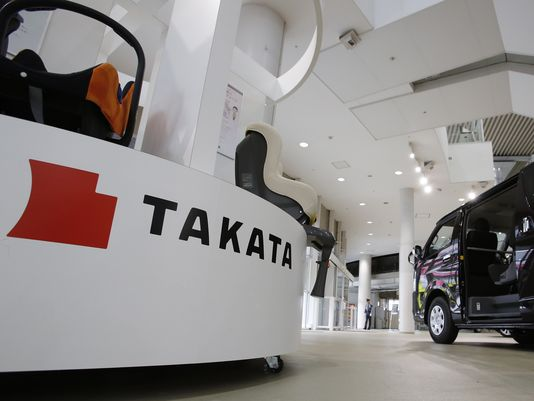 Takata Says President Stepping Down to Streamline Air Bag Recall Response