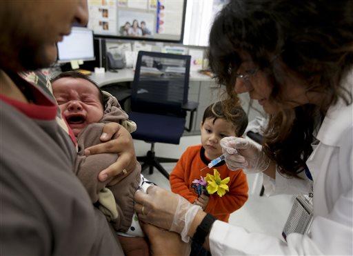 California Battles Whooping Cough Epidemic