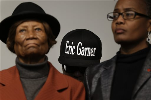 Eric Garner's Wikipedia Page Was Edited from an NYPD Computer, NYPD Admits