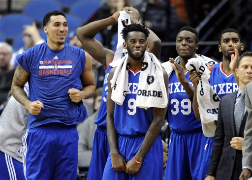 76ers Snap 0-17 Start with 85-77 Win Over Wolves
