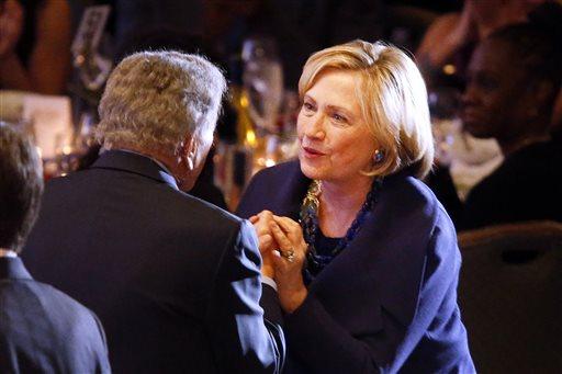 Clinton Denounces Torture, Says Black Lives Matter