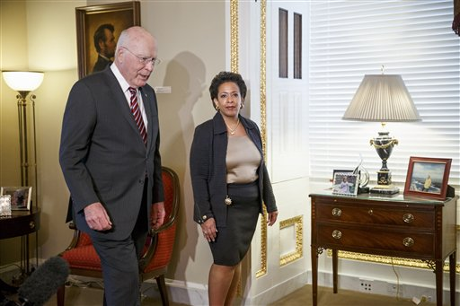 Loretta Lynch, Racially Charged Justice and Me