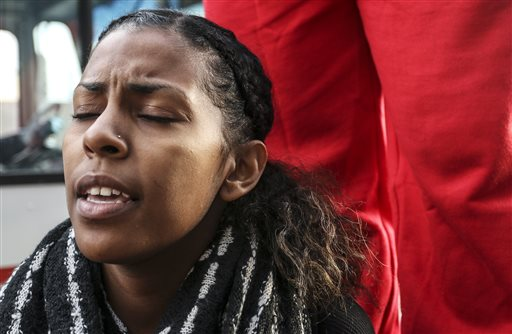 #SayHerName: Black Women & Girls Matter Protests Sweep The Nation