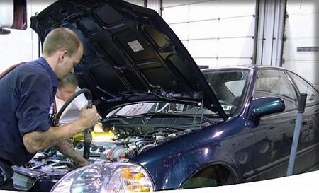 The Car Company with the Best Repair Record