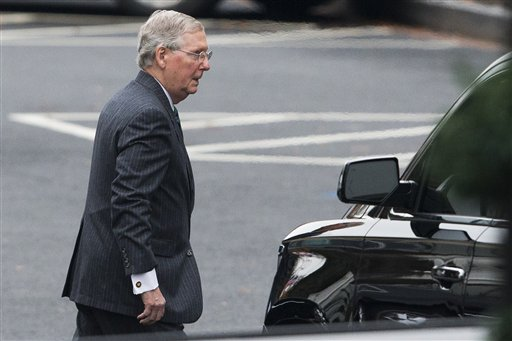 Obama, McConnell Hold Rare One-on-One Meeting