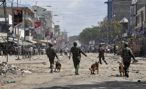 In Kenya, Police Kill Suspects with Near-Impunity