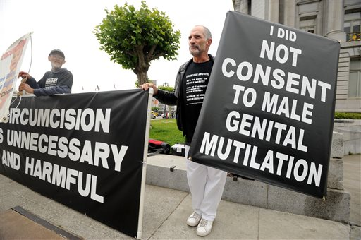 CDC: Circumcision Benefits Outweigh Risks