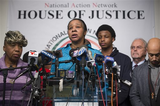 Eric Garner's 1-Year-Old Daughter Will Never Be Accepted into His Family: Widow