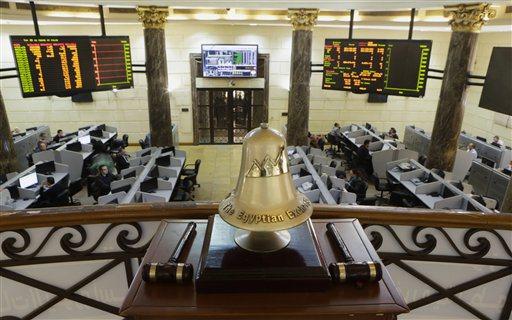 Egypt Stock Market Loses $3B Amid Oil Plunge