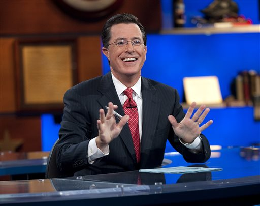 Stephen Colbert Retires His 'Report' and the Host He Played