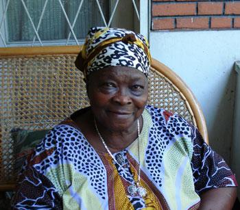 Widow of Congo's Independence-Era Hero Dies