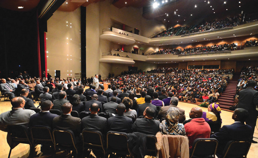 'We Need Minister Farrakhan,' Say Black College Students