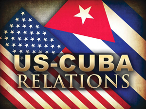 Cuba-U.S. Warming Held up by Listing of Cuba as Terror Sponsor