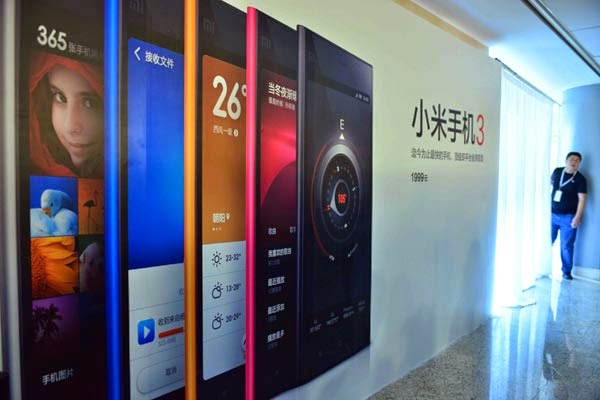 The Rise of a New Smartphone Giant: China's Xiaomi