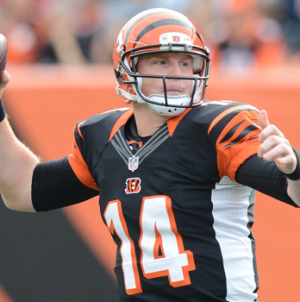 Buying Time: Cincinnati Bengals Coach Stops Quarterback Watch