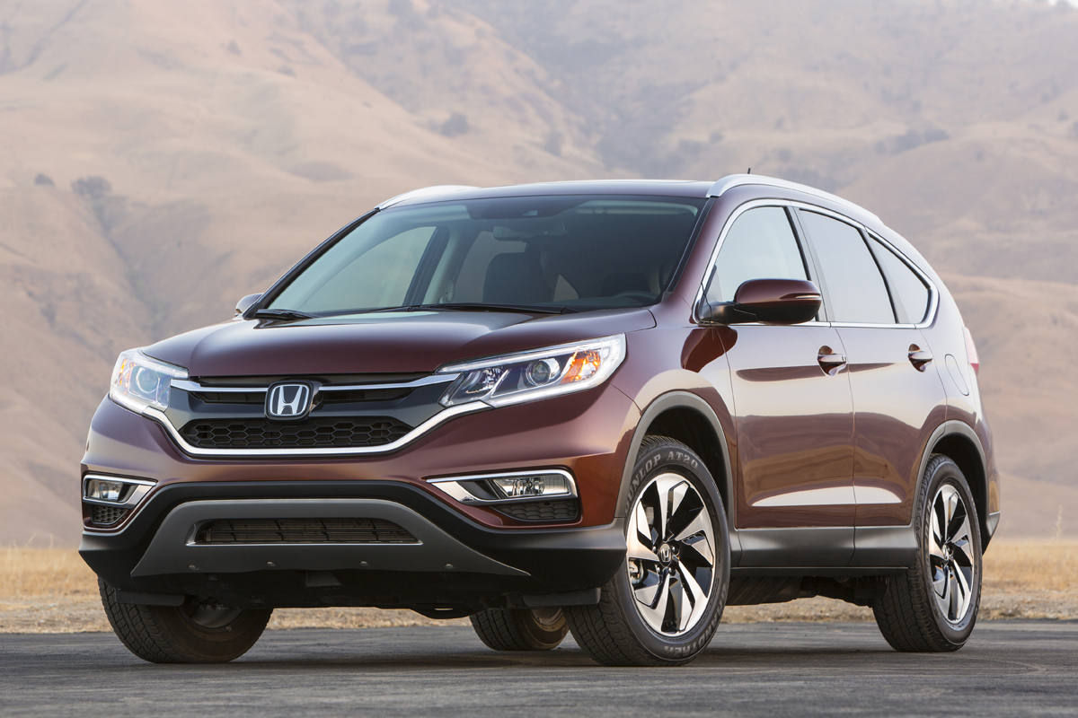 Car Review: 2015 Honda CR-V | BlackPressUSA