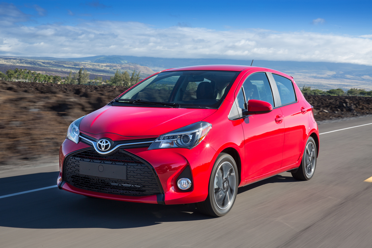 Car Review: 2015 Toyota Yaris | BlackPressUSA