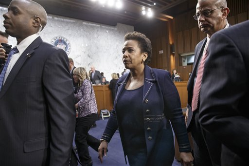 Sen. Dick Durbin Gets Historical in His Advocacy for Loretta Lynch