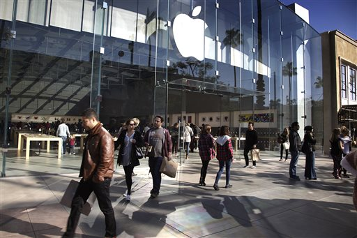WSJ: Apple in Talks to Launch Online TV Service