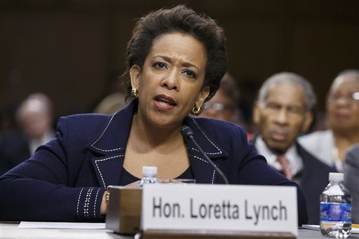 Loretta Lynch Nomination a Cliffhanger