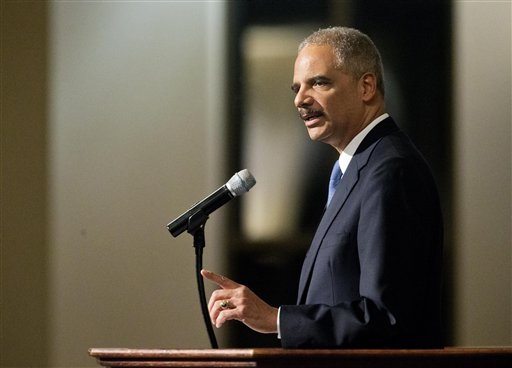 Attorney General Holder To Call for Lower Bar in Civil Rights Prosecutions