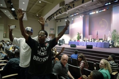 Ferguson Election Offers Chance to Translate Anger Into Votes
