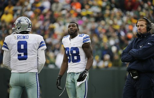 Dez Bryant May Be Prepared to Miss 10 Weeks of Game Checks