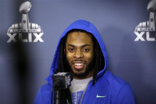 Sherman Glad to Avoid Surgery, Fires Back at Cromartie