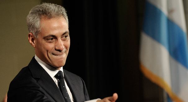 Education at Heart of Chicago Mayor's Race
