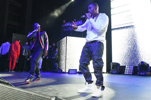 Diddy, Snoop Dogg Hold All-Star Hip-Hop Concert in NYC