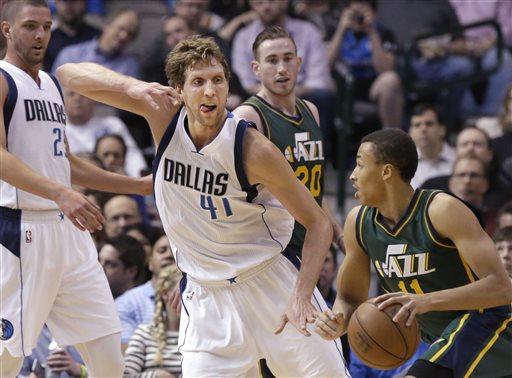 Nowitzki In for West All-Stars; Harden, Thompson to Start