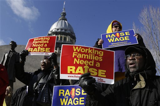AP-GfK Poll: Most Americans Favor a Higher Minimum Wage