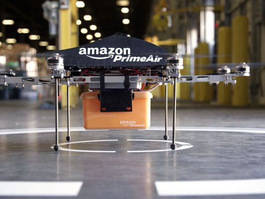 FAA Shoots Down Amazon's Drone Delivery Plans