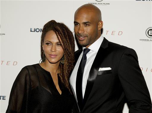 Married Actors Kodjoe, Parker to Host Fox Talk Show Tryout