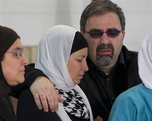 Palestinians Want Role in Probing 'Terrorist' Killings of Chapel Hill Muslims