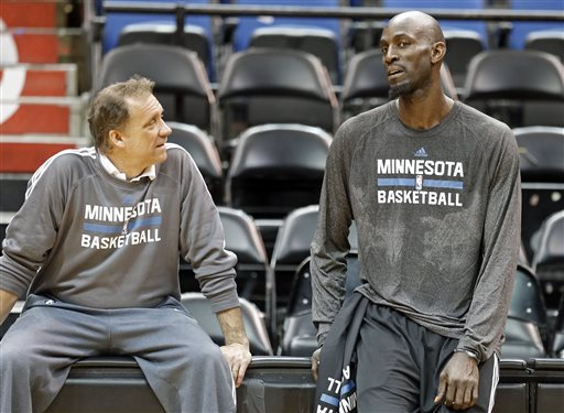 KG Returns to Minnesota as Player, Wants to Stay as Owner