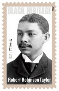 First African American Architect, Robert Robinson Taylor, Honored with Postage Stamp